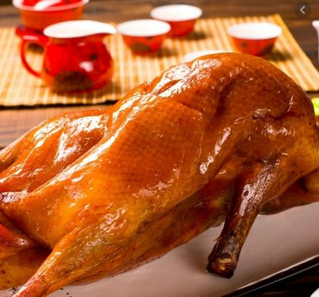 Peking Duck of China